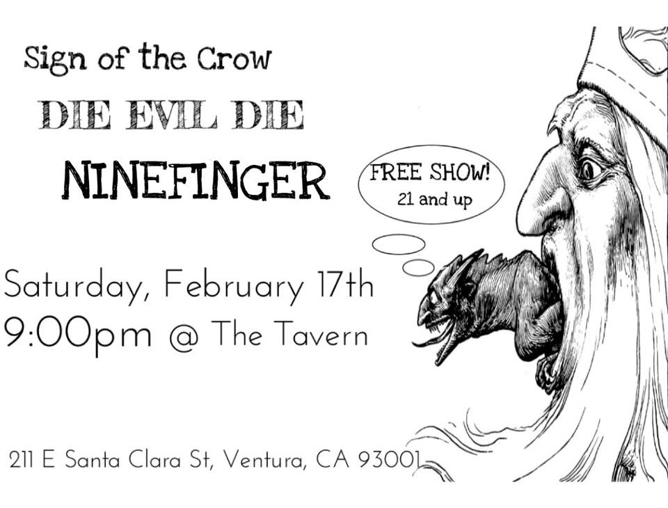 Ninefinger: Live at the Tavern